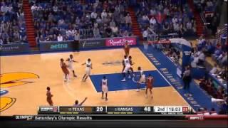 02/22/2014 Texas vs Kansas Men