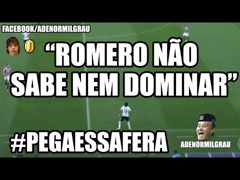"""""""ROMERO NÃO SABE NEM DOMINAR UMA BOLA"""""""