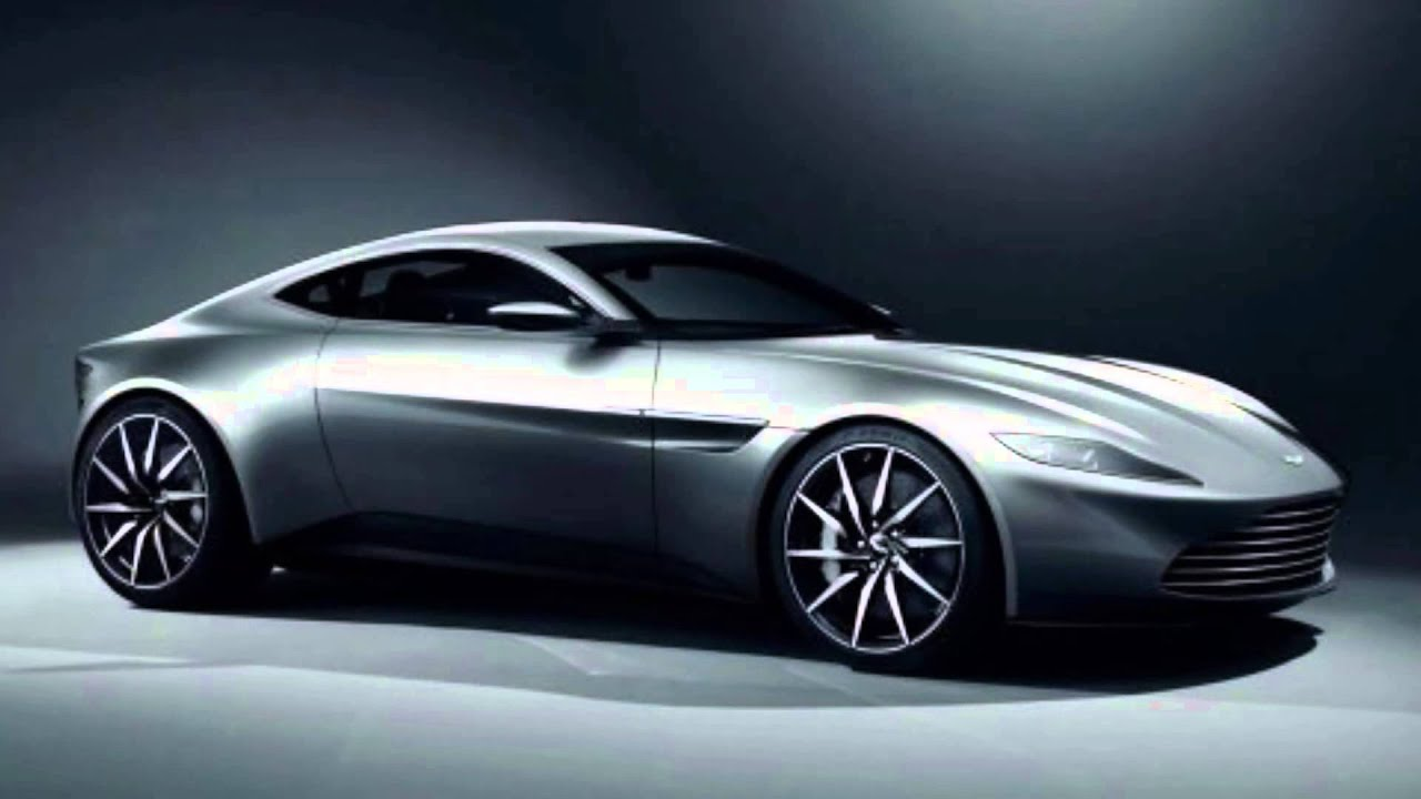 aston martin db10 la future voiture de james bond youtube. Black Bedroom Furniture Sets. Home Design Ideas