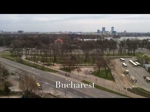 A timelapse of Bucharest