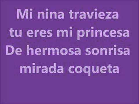 Rey Sanchez-mi Nina Traviesa Con Letras 2011.mp4