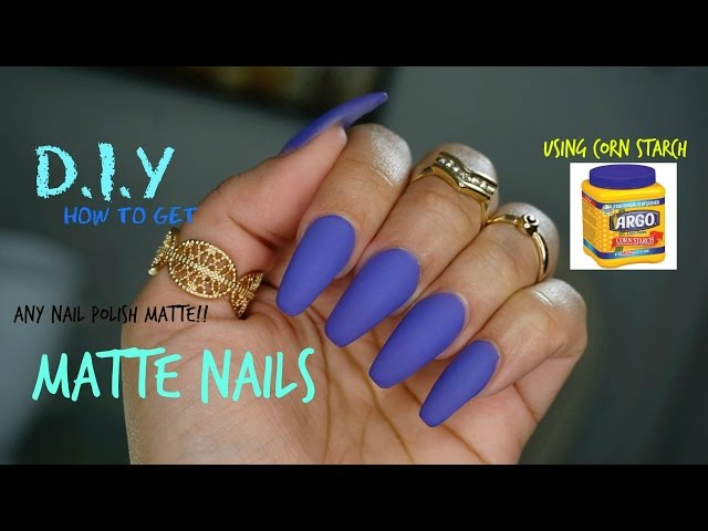 3 Ways to Make Your Nail Polish Matte - wikiHow