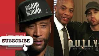 LORD JAMAR TALKS  HIS BEEF WITH EMINEM'S G.O.A.T. LABEL & FEELING ON CHI ALI INTERVIEW