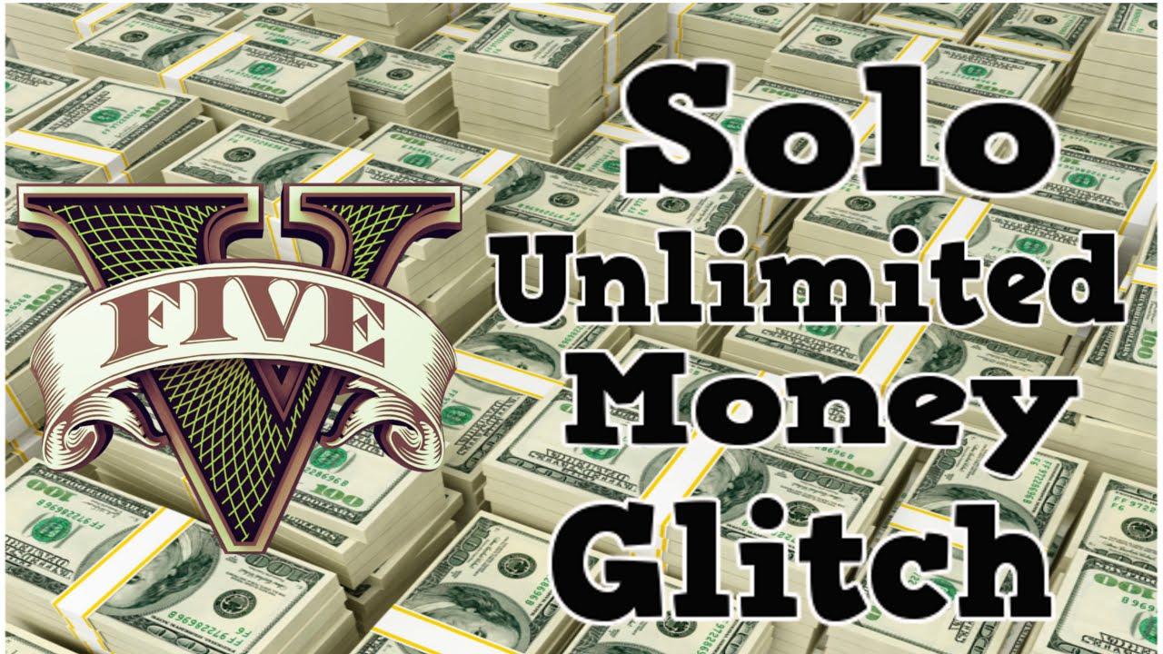 GTA 5 Money Glitch NEW Unlimited GTA Online Money Glitch