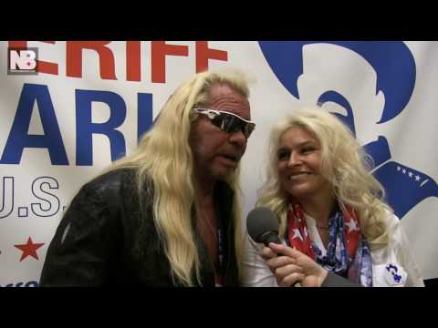 Dog The Bounty Hunter, Mrs. Dog Chapman Interview at CPAC 2017