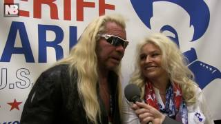 Dog Bounty Hunter Interview at CPAC
