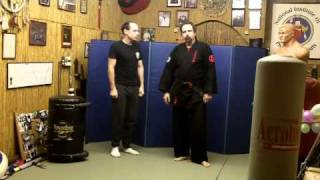 Naihanchi bunkai is just a small part of understanding Naihanchi kata