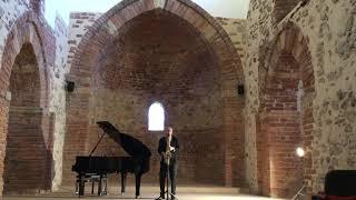 Bach Cello Suite N.5 – Prélude