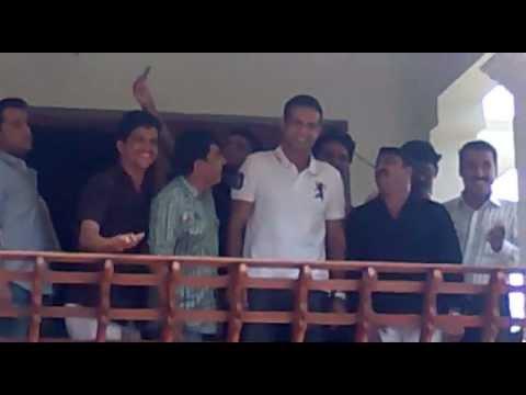 Irfan patan @ Uppala Gate..