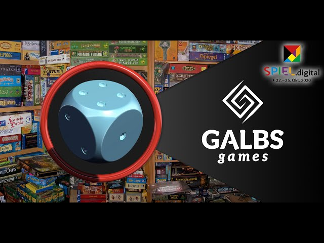 Bem-Vindos a SPIEL.digital - Galbs Games