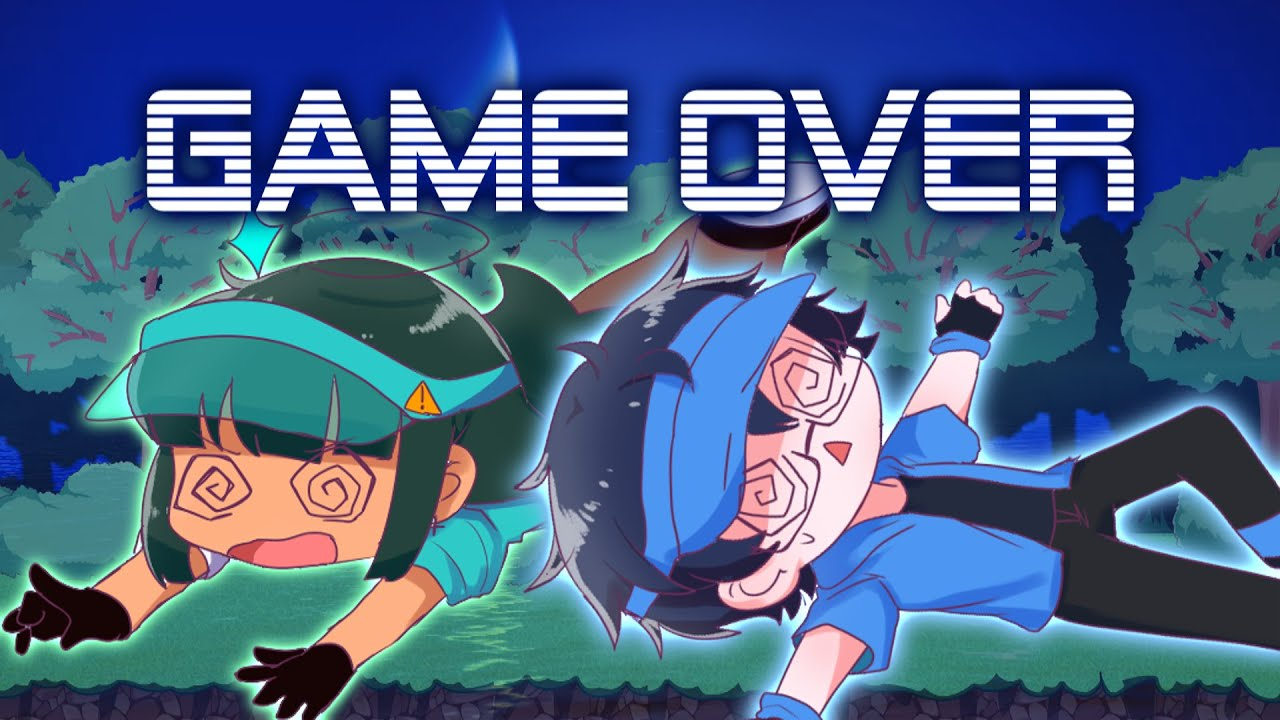 GAME OVER (1 Million Subscribers) Collab w/ Ramunade