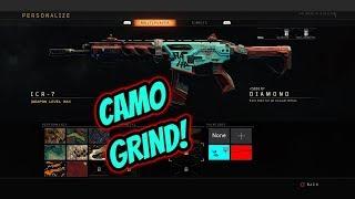 RAINBOW DIAMOND & DARK MATTER CAMO GRIND//Call of Duty: Black Ops 4 Multiplayer