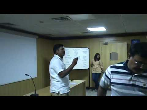 Discussion on master plan by Janara Vedike - Isaac, Koramangala slum resident