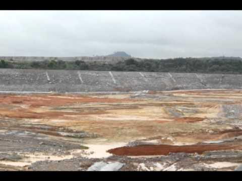 E&P Ghana Tailings Dam Construction