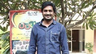 Mirchi Saravanan on Galatta Media and Pappali