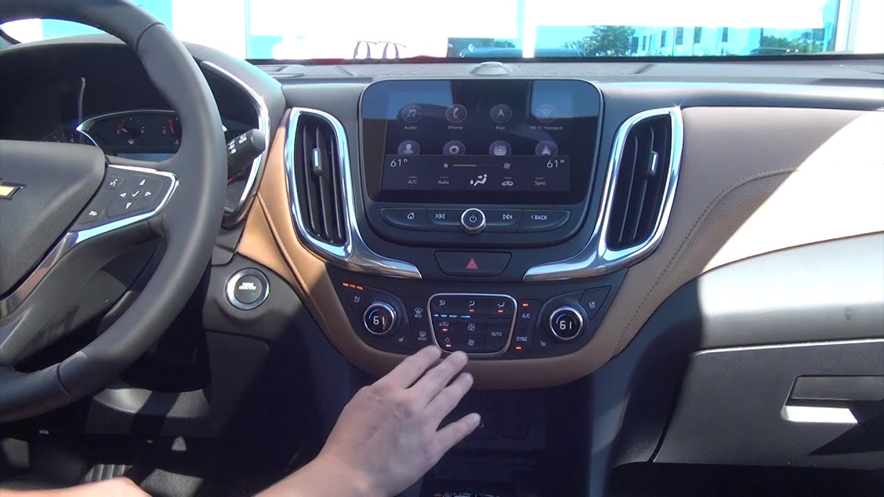 Phillips Chevrolet - 2019 Chevy Equinox - Interior ...