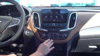 Phillips Chevrolet  - 2019 Chevy Equinox  - Interior Features