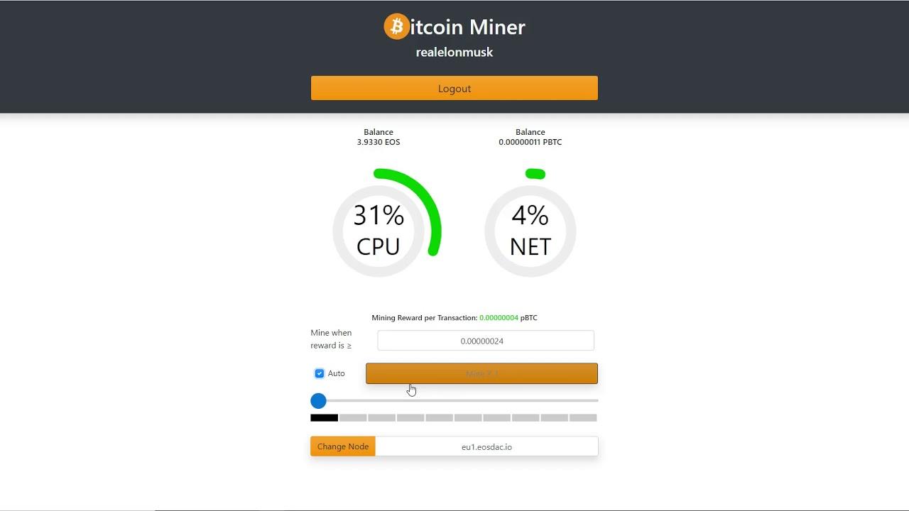 bitcoin demo video