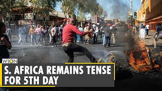 South Africa riots: Death toll passes to 72 after imprisonment of former President Jacob Zuma   News