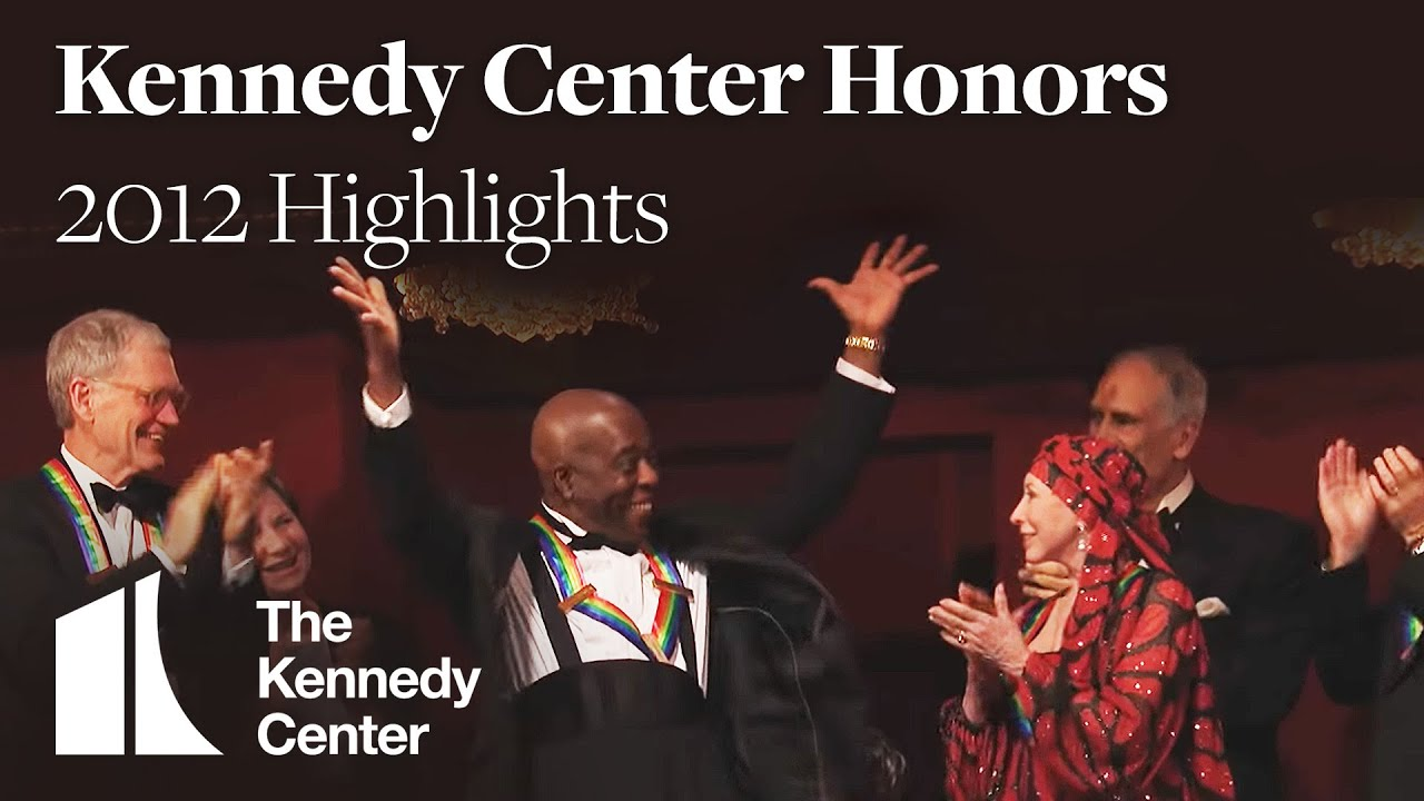 Kennedy Center Honors Highlights 2012