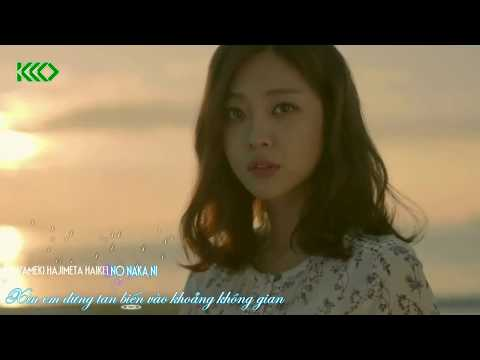 Utada Hikaru - Eternelly (The Mermaid ver) [Vietsub+Kara]