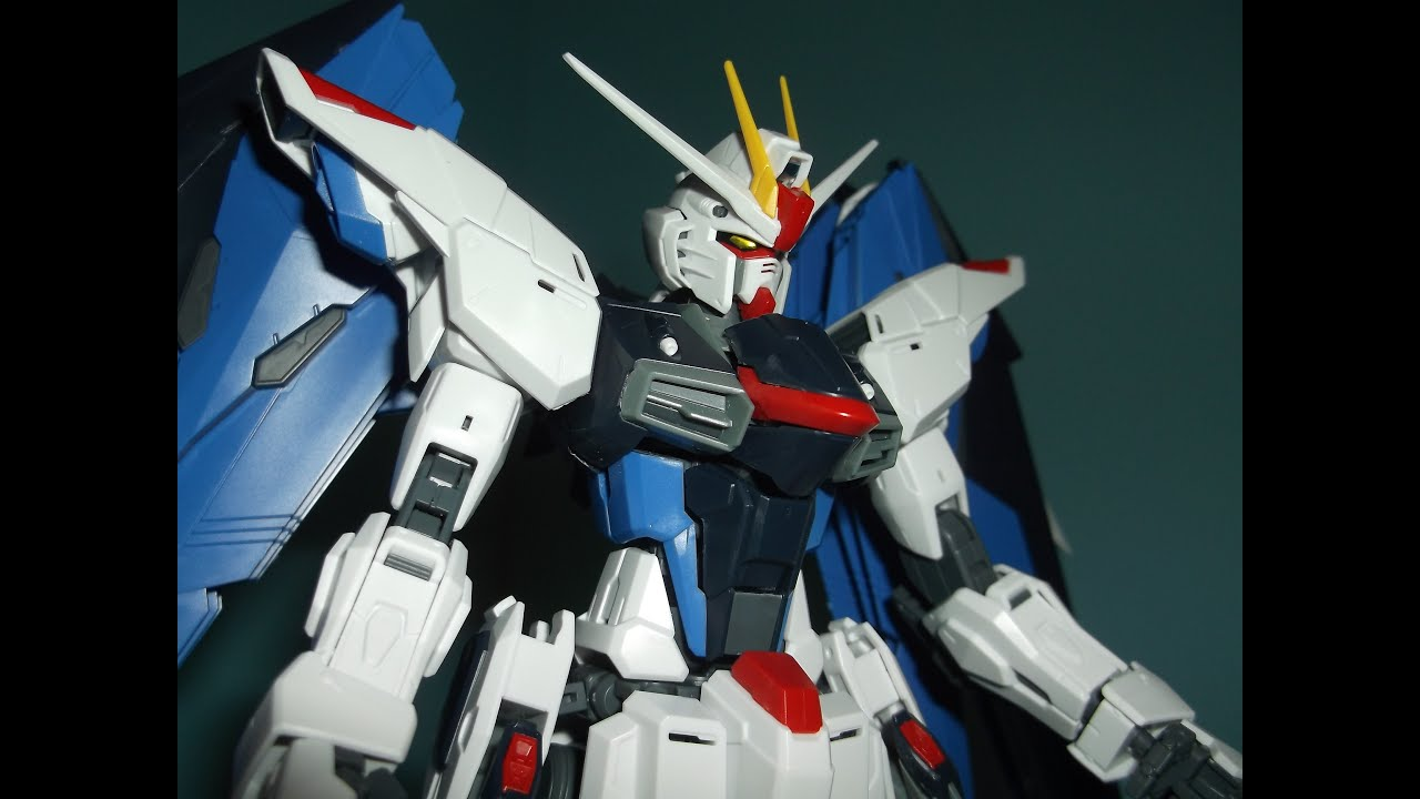 Download 1/100 MG Freedom Gundam 2.0 Review Part 1