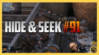 Hide & Seek #91 on Havoc - Black Ops 3
