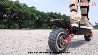 Janobike T85 5600W 28/32/38.6Ah Battery | Electric Scooter with Hydraulic Brake | Top Speed 85kph