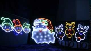 Holiday Lights-Light o Rama-Bohemian Christmas Rhapsody (N20 Style)
