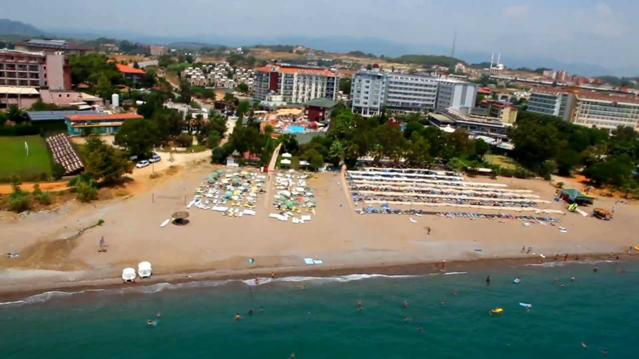 Hotel Akin Paradise Hotel 4 (Alanya, Turkey): photos, description, service and reviews of tourists 11