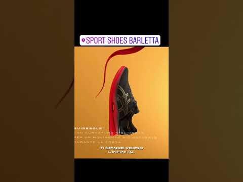ASICS META RIDE BLACKCLASSIC RED Sport Shoes Barletta