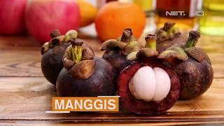 Manggis adalah buah eksotis dengan rasa masam dan manis. Daging buah manggis berwarna putih. Tak han.