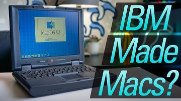 PowerBook 2400c -- The Japanese Mac Made by IBM