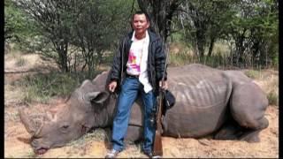 Rhino horn coffee
