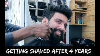 Shaved My Beard After 4 Years | Public Reaction | Mohit Chhikara Vlogs