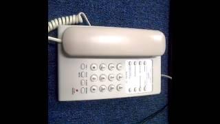 TP839 Message Light on NEC Keyphone system