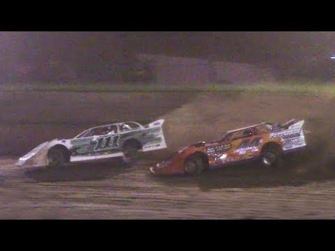 Super Late Model Feature | Eriez Speedway | 7-16-17