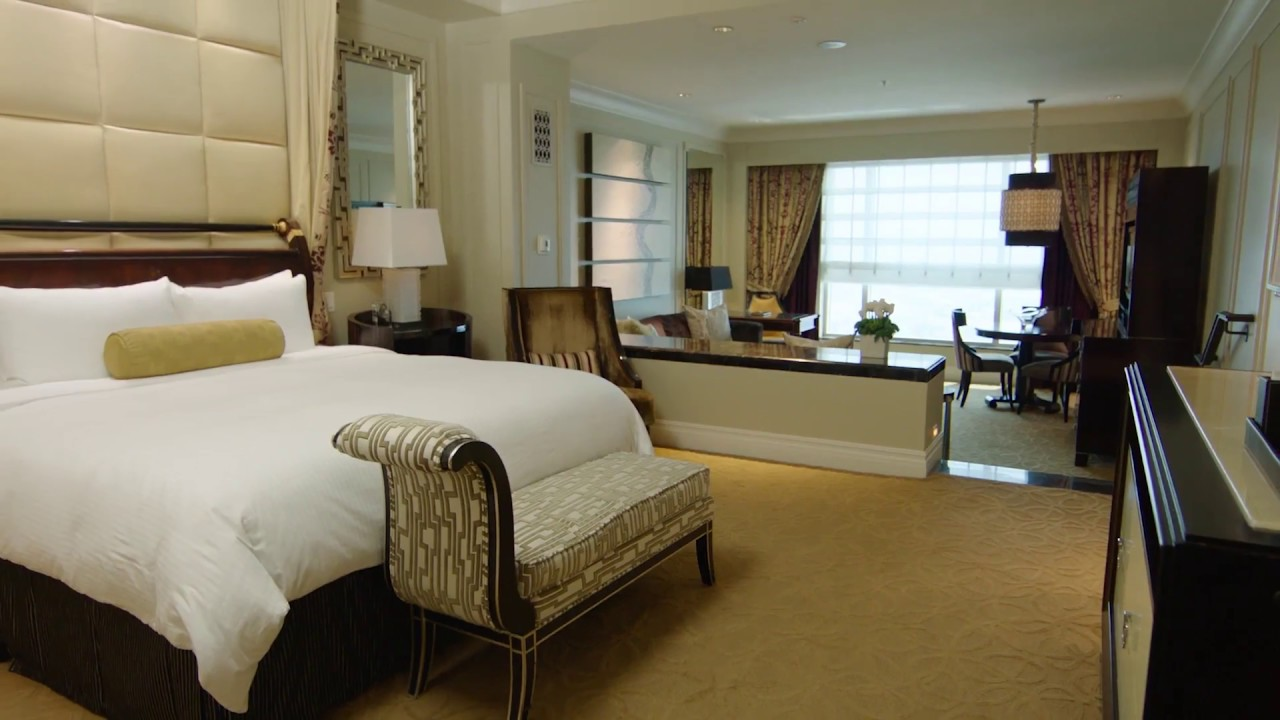 Venetian Luxury Suite With A King Bed