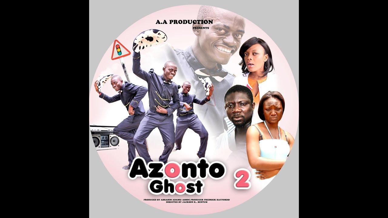 Download AZONTO GHOST 2 - KUMAWOOD GHANA TWI MOVIE - GHANAIAN MOVIES