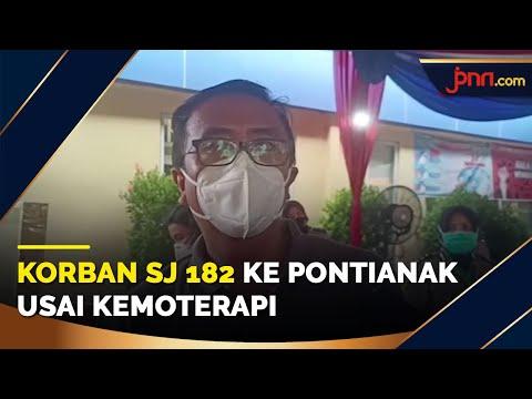 Cerita Keluarga Korban Sriwijaya Air SJ 182, Pulang ke Pontianak Usai Kemoterapi