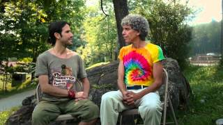 Running 10 seconds a week with Don Bennett at the woodstock fruit festival 2013