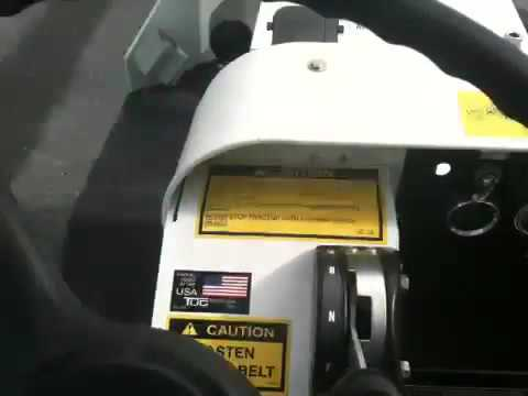 Lithium GSE Test Drive