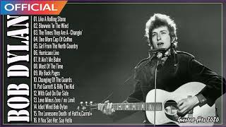 Download Bob Dylan Greatest Hits Full Album - Very Best  Songs Of Bob Dylan Playlist