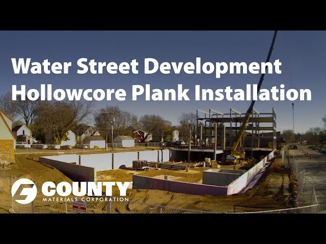 Time Lapse - Water Street Development