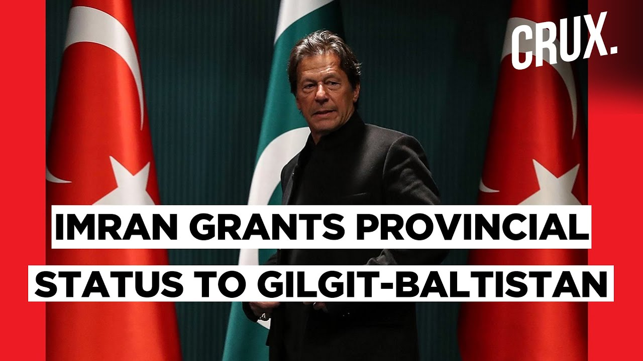 Pak Move On Gilgit-Baltistan Attempt To Hide Illegal Occupation