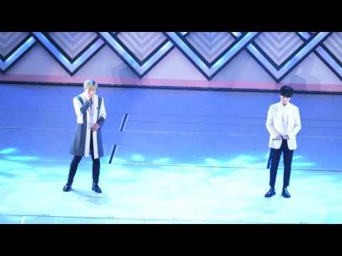170708 예성 YESUNG X 강타 KANGTA _ 먹지 Gray Paper 직캠 _  SMTOWN LIVE Concert