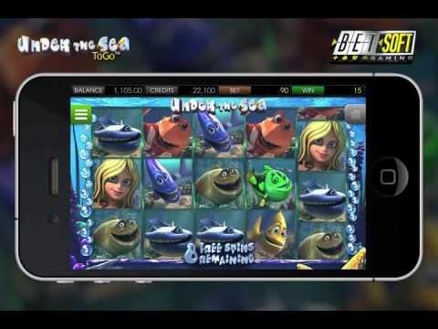 Under the Sea ToGo™   www.bonanza88.com