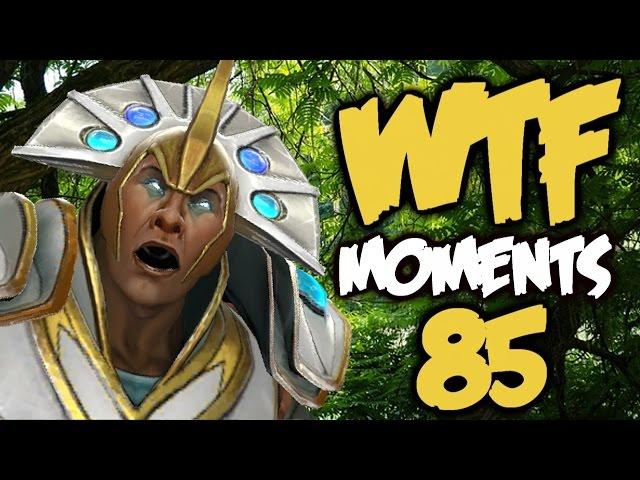 Dota 2 WTF Moments 85