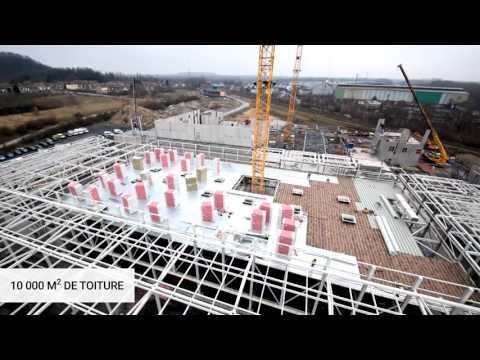 Time Lapse Cité des Congrès Valenciennes