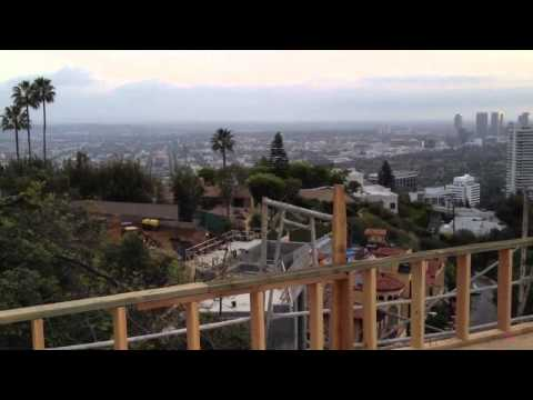 Hollywood Hills Celebrity Home